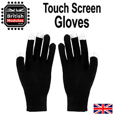 Touch Screen Gloves Windproof Winter Gloves Knitted for Mobile Phones Tablet