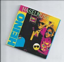 "HEINO - Haselnuss 3""CD SINGLE 3TR (TELDEC) Euro House Acid 1989 RARE!!"