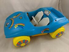 "Mattel Barbie Dune Buggy Rainbow Car Vehicle 12"" 1972"