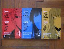 Manga Shonen - Lost+ Brain - serie completa