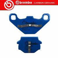 Pastiglie Freno Brembo Carbon Ceramic Posteriori per KTM MX 600 600 1992 >