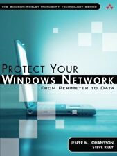 Protect Your Windows Network: Fro... by Johansson, Jesper M. Mixed media product