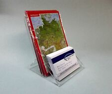Postkartenständer mit Visitenkartenständer,DIN A6,B6,C6,Postkarte,Visitenkarten