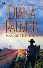 Man of the Hour : Night of Love; Secret Agent Man by Diana Palmer TC sized PB