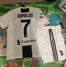 Completino Maglia Pantaloncino Calzettoni Juventus CR7 Cristiano Ronaldo