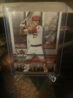 Mike Trout 2020 Topps Series 2 Home Run Challenge #HRC-24 Unused Code Angels