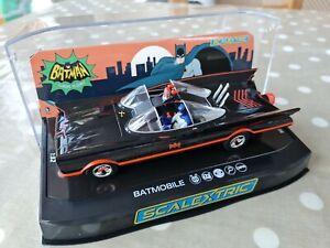Scalextric C4175 Batmobile 1966 TV Series