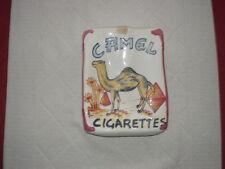 Camel cendrier - ashtray - aschenbecher