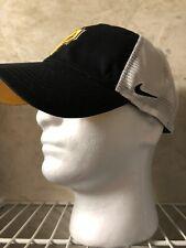 New listing pittsburgh pirates hat Adjustable Nike Dri Fit Heritage 86.  ⚾️ Black Mesh