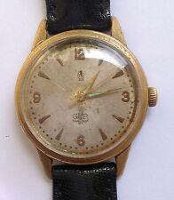 Very rare  GUB GLASHUTTE  28-Q1 A.Lange& Sohne vintage watch