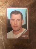 1962 TOPPS #243 ROBIN ROBERTS HOF NY YANKEES— CREASE FREE💥*** (wphh