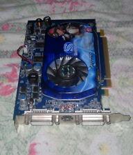 ATI RADEON SAPPHIRE HD 3650 PCI-E 512 MB DDR2 VRAM, DUAL DVI