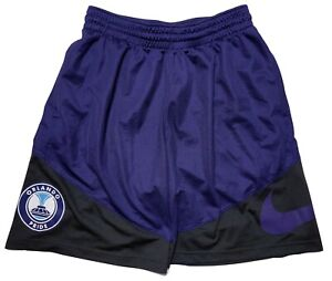 NIKE Orlando Pride NWSL Soccer Jersey Uniform Shorts Purple Large L