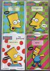 THE SIMPSONS 1991 Trivia Machines Set Shreddies Nabisco