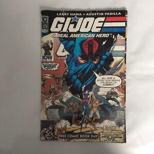 G.I. Joe A Real American Hero #155 Comic Book