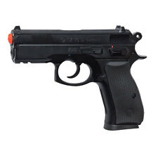 NEW ASG CZ 75D Compact Green Gas 230 FPS 15 Rounds Airsoft Gun Pistol Black