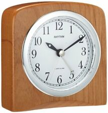 Pendules de bureau et de cheminée analogiques alarme pour cuisine