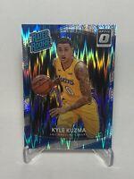 2017-18 Optic Shock #174 Kyle Kuzma RC Los Angeles Lakers