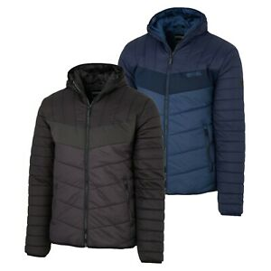 Regatta Frostblast Mens Water Repellent Hooded Padded Quilted Jacket RRP £70