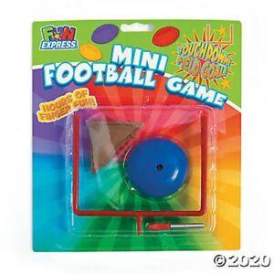 Finger Flick Desktop Mini Football Tabletop Game Novelty Toy Sport Favor Prize