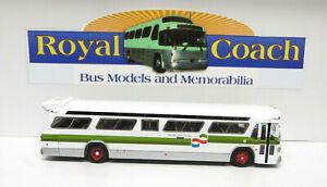 REDUCED PRICE - Corgi #54306 Diecast Golden Gate GM Suburban Fishbowl Bus