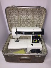 Vintage Brother Model SE300 Electric Sewing Machine Collapsible Platform w/ Case