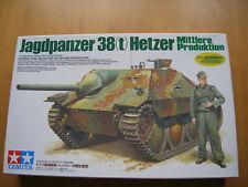 Tamiya 35285 Jagdpanzer 38(t) Hetzer in 1/35 NEU und OVP!