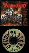 The Spudmonsters Stop The Madness / Ace Of Spades E.P. CD
