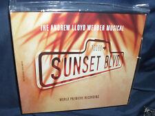 Andrew Lloyd Webber – Sunset Boulevard (World Premiere Recording) - 2cds