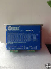 1pc Leadshine AM882 Digital Stepper motor Drive 80VDC 0.1A - 8.2A protect functi