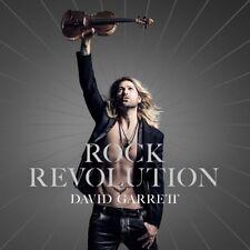 GARRETT DAVID - Rock Revolution, 1 Audio-CD