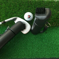Wet Club Scrub Golf Putter Head Cleaning Brush Grooves Water Cleaner Kit