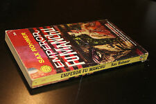 (68) Emperor fumanchu / Sax Rohmer / Gold Medal book