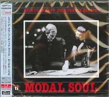 REIN DE GRAAFF-MODAL SOUL-JAPAN CD Ltd/Ed B63