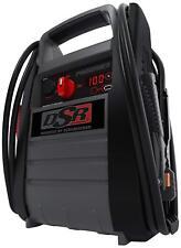 Schumacher DSR115 ProSeries 12V/24V 4400 Peak Amp Jump Starter with USB DC Power