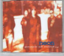 (GR654) Neon, Peace Of Mind - 1998 DJ CD