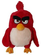 """Angry Birds Movie Soft Plush Toy 10"""" Red Bird Whitehouse Leisure"""