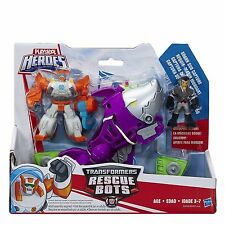 Playskool Heroes Transformers Rescue Bots Shark Sub Capture 3+ Toy Optimus Prime