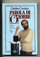 Giobbe Covatta # PAROLA DI GIOBBE # Salani 1993