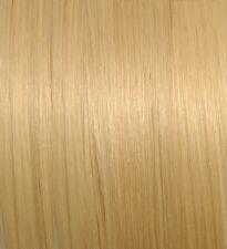extenia - 25 Mèche De Cheveux véritables blond doré brillant #24 EXTENSIONS 75