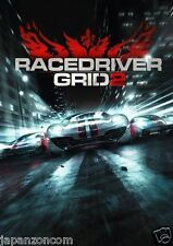 Used PS3 RACE DRIVER GRID 2 PLAYSTATION 3 SONY JAPAN JAPANESE IMPORT