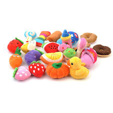 20PCS Bundle For Dog Toy Play Funny Pet Puppy Chew Squeaker Squeaky Plush Sound