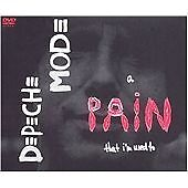 Depeche Mode - Pain That I'm Used To (+DVD, 2005)