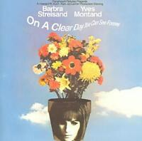 BARBRA STREISAND - ON A CLEAR DAY YOU CAN SEE FOREVER [ORIGINAL SOUNDTRACK RECOR