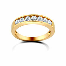 Anniversary Eternity Fine Diamond Rings