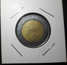 Moneda L.500 Repvbblica Italiana 1986