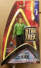 Star Trek Original Series Captain Kirk action figure~Wave 1~Art Asylum~Diamond~N