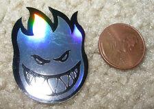 "SPITFIRE PRISM Logo Skate Sticker 1.5 X 1.25"" great 4 skateboards helmets decal"