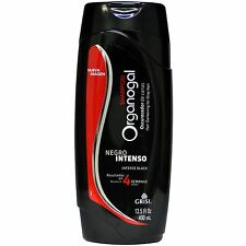 NO MORE GREY OR WHITE HAIR - REDUCE LAS CANAS - GRISI ORGANOGAL SHAMPOO 13 FL OZ