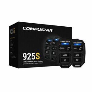 Compustar CS925-S 1500ft Auto Remote Car Start & Keyless Entry(Replaced CS920-S)